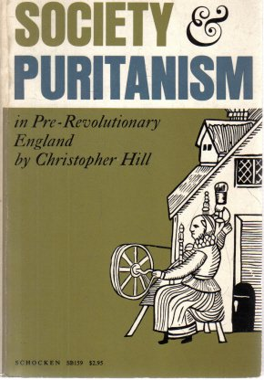 Society & Puritanism in Pre-Revolutionary England