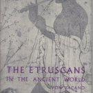 The Etruscans In The Ancient World Von Vacano 1960 HC DJ