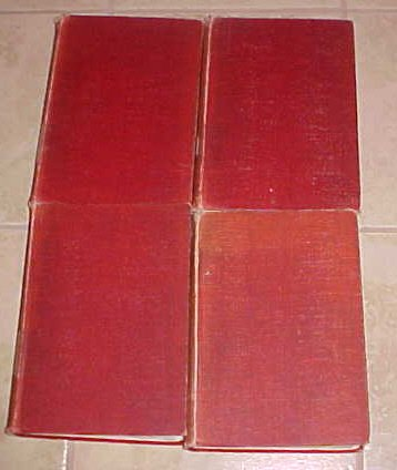 English Literature An Illustrated Record In Four Volumes Garnett Gosse