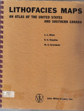 Lithofacies Maps and Atlas of the United States and southern Canada
