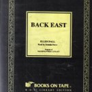 Back East Ellen Pall Audio Book
