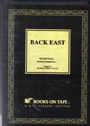 Back East Ellen Pall Audio Book