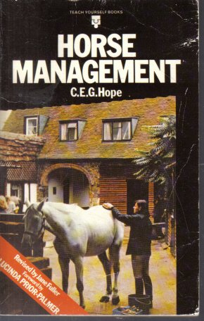 Horse Management C.E.G. Hope