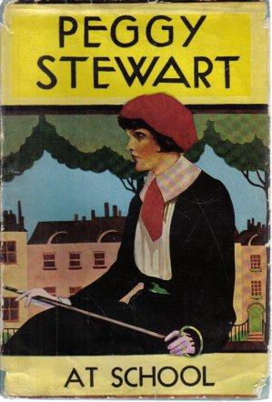 Peggy Stewart At School Gabrielle Jackson 1918 HC DJ