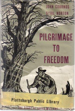 Pilgrimage to Freedom John Cournos Sybil Norton 1st ed HC DJ