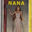 Nana Emile Zola 1945 Pocket paperback