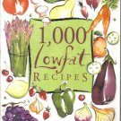 1,000 Lowfat Recipes Terry Blonder Golson