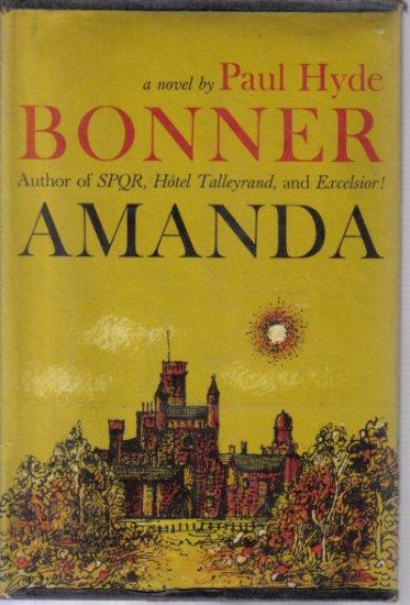 Amanda Paul Hyde Bonner 1957 HC DJ