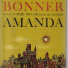 Amanda Paul Hyde Bonner 1957 HC DJ
