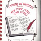 Cooking In Minutes with the New York State Town Clerks Cookbook Cook Book