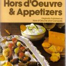 Hors d'Oeuvre & Appetizers James Beard