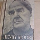 Henry Moore John Russell Hardcover DJ
