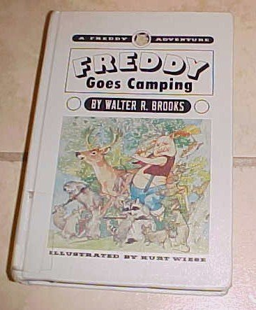 Freddty the Politician Walter R. Brooks Hardcover