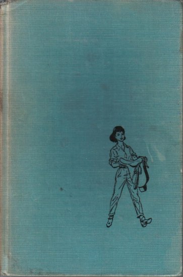 Saddles For Breakfast Janet Randall 1961 Hardcover 1st edition