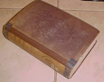 Thirty Years in the U.S. Senate Thomas H. Benton Volume I 1854 HC
