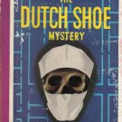 The Dutch Shoe Mystery Ellery Queen 1943 Pocket paperback