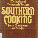 Southern Recipes Bonnie Carter Brinegar Linda Kay 1981 Hardcover DJ