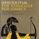 Herodotus The Struggle For Greece