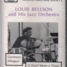 Louie Bellson and his Jazz Orchestra audio cassette