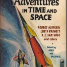 Adventures in Time and Space Heilein Padgett Van Vogt and Others 1954 Paperback