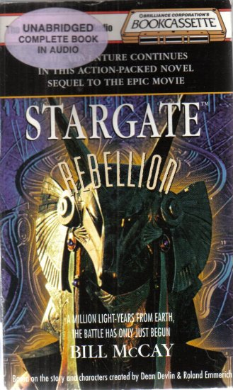 Stargate Rebellion Bill McCay