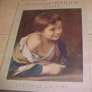 Spanish School Plates 1952 HC DJ National Gallery