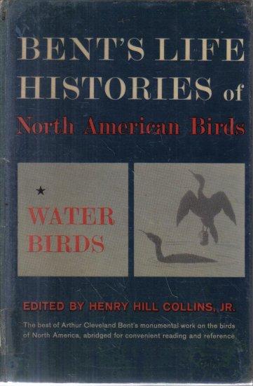 Bent's Life History of North American Birds Volume I Water Birds