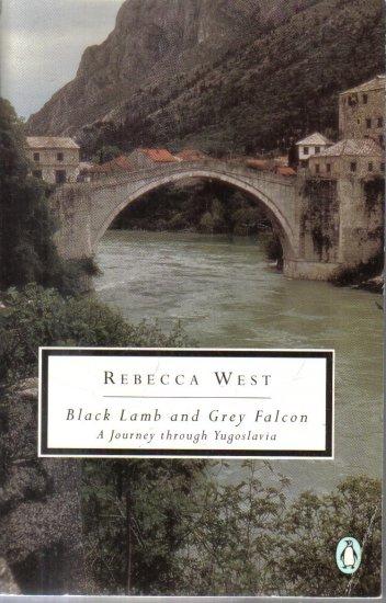 Black Lamb and Grey Falcon Rebecca West