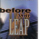 Before You Leap John Lutz audio book cassette