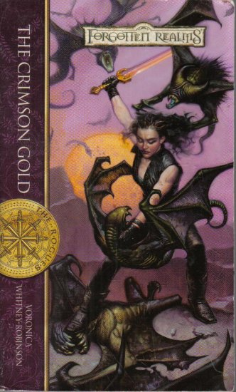 The Crimson Gold Voronica Whitney-Robinson Paperback