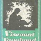 Viscount Vagabond Loretta Case 1988 HC DJ regency romance