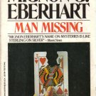 Man Missing Mignon E. Eberhart