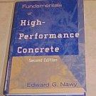 Fundamentals of High-Performance Concrete 2nd edition-Edward G. Nawy