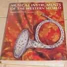Musical Instruments of the Western World Emanuel Winternitz HC DJ