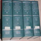 Major Peace Treaties of Modern History 1648-1967 (4 Volume Set)
