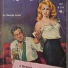 Twisted George Jones  1957 Beacon Paperback