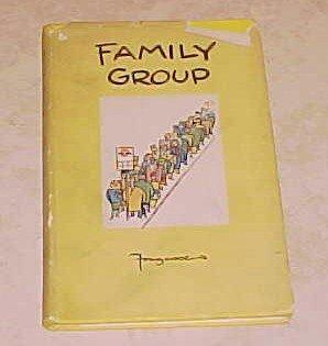Family Group Fougasse 1944 Hardcover Dj