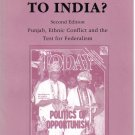 What's Happening in India? 2nd ed Robin Jeffrey