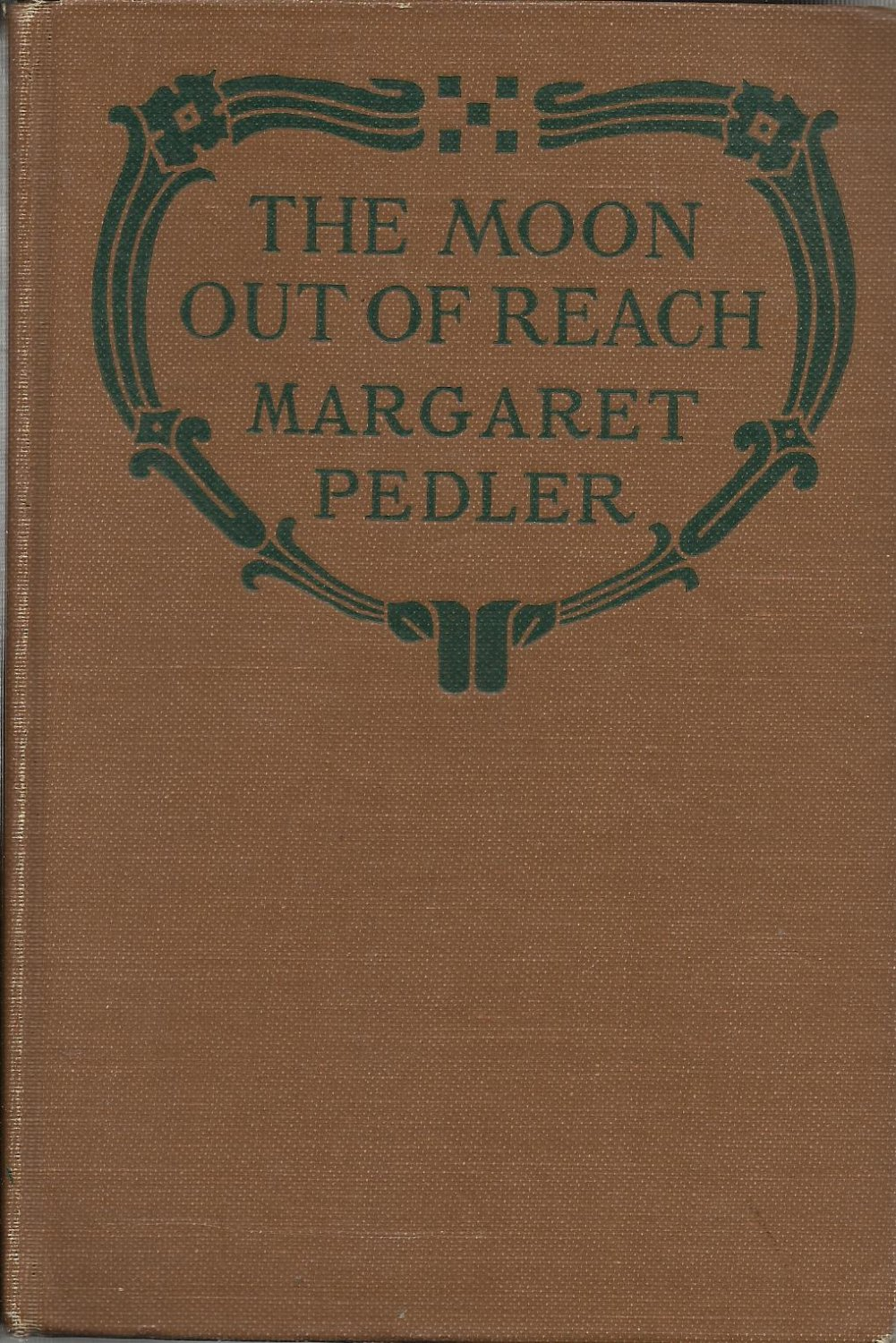 The Moon Out of Reach Margaret Pedler