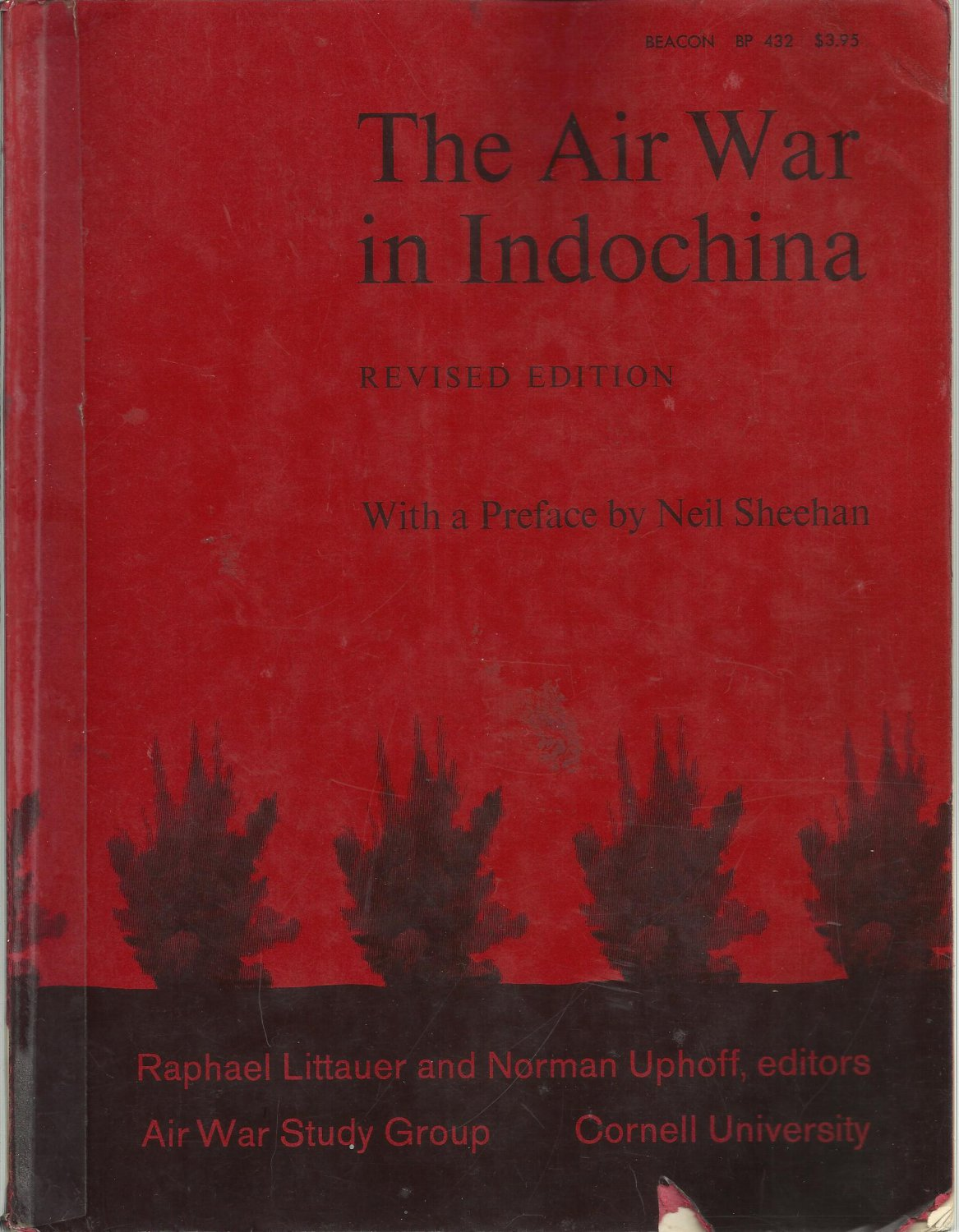 Air War in Indochina Revised Edition Littauer Uphoff