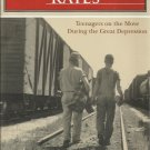 Riding the Rails: Teenagers on the Move During the Great Depression Uys