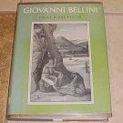 Giovanni Bellini Giles Robertson 1968 Hardcover Dj