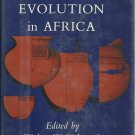 Background to Evolution in Africa HC DJ