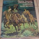 The Frank Tenney Johnson Book Harold McCracken 1974 Hardcover