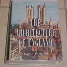 The Architecture of England Doreen Yarwood HC DJ