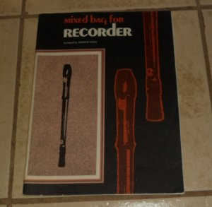 Mixed Bag for Recorder Songbook
