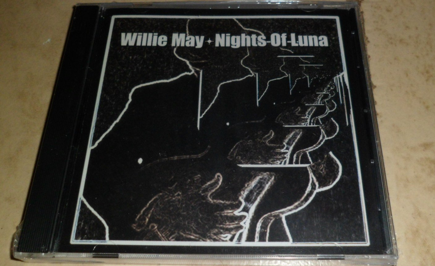 Nights of Luna Willie May Brand New CD