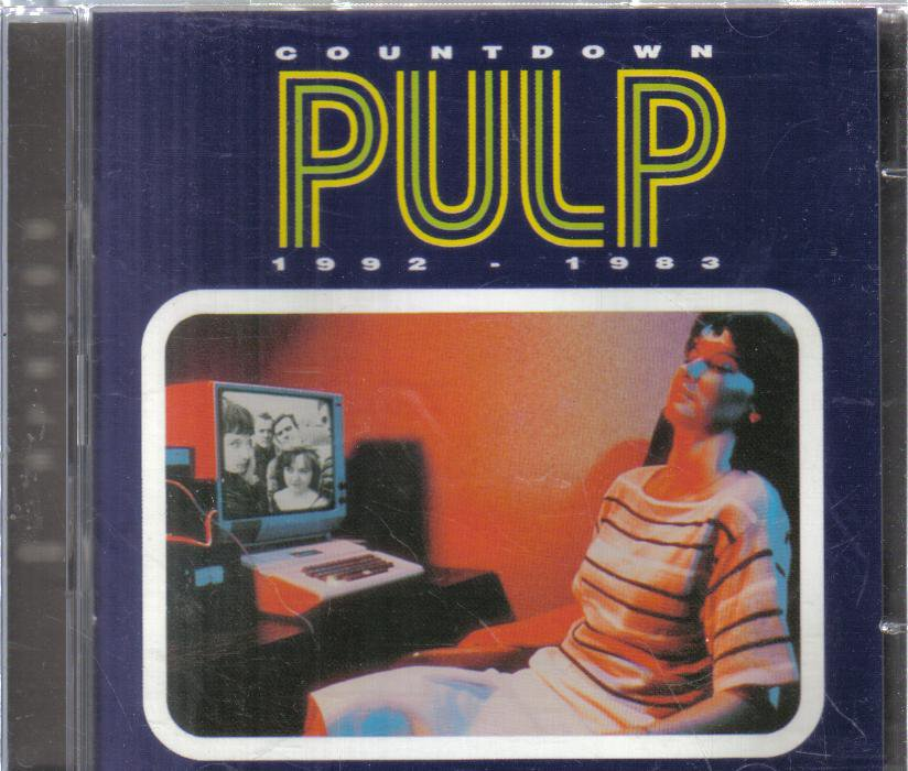 Countdown 1992-1983 Pulp audio cds