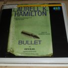 Bullet Laurell K. Hamilton Audio Book Cds