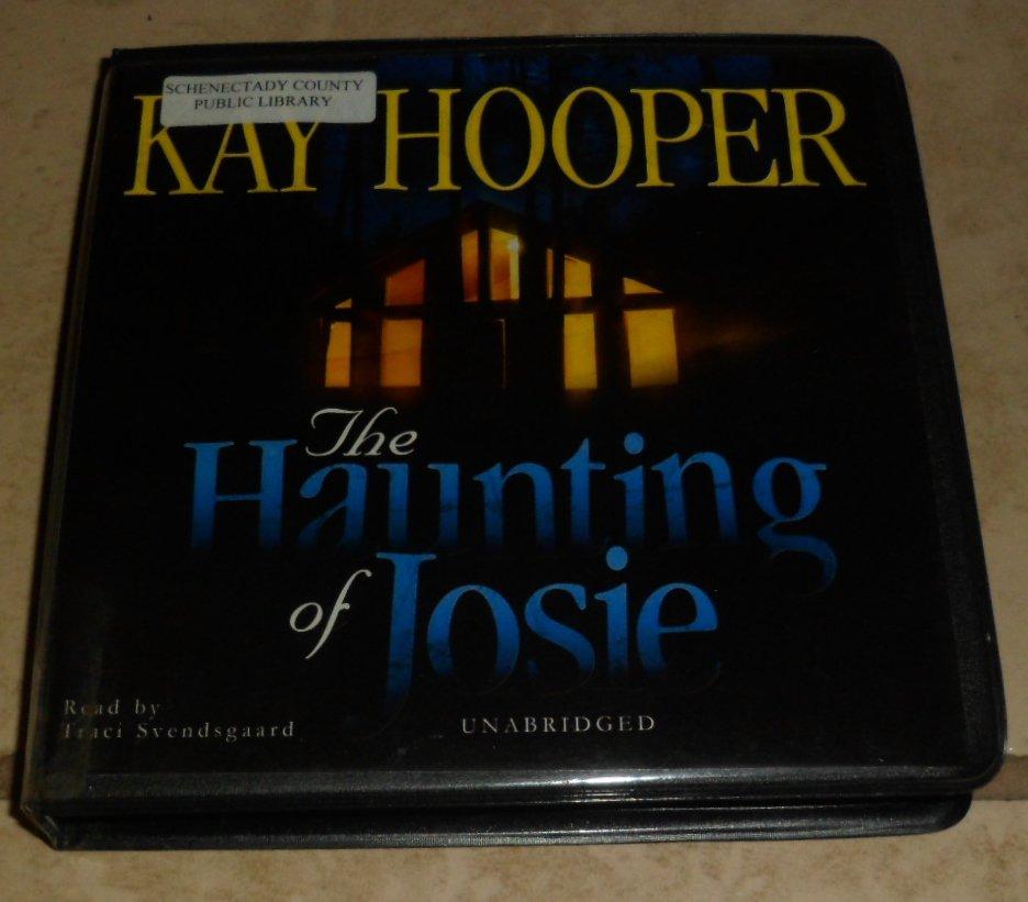 The Haunting of Josie Kay Hooper Unabridged audio books cd